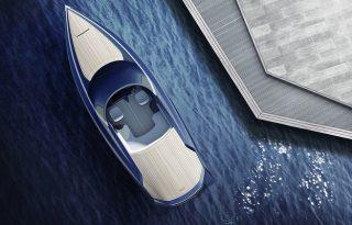 Hamarosan bemutatják az Aston Martin első luxusjachtját