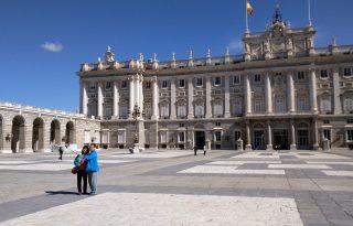 20 ezer lépés Madridban