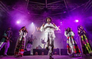 Világzenei fesztivál Budapesten