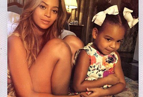 Beyoncé családi vakáción