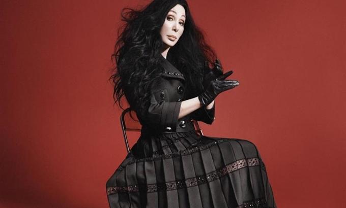 Cher lett a Marc Jacobs új arca