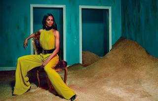Ciara lett az új Roberto Cavalli-kampány arca