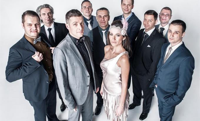A Group'N'Swing bemutatja új albumát
