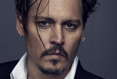 Johnny Depp a Dior új arca