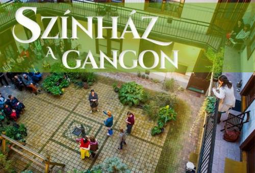 Dráma a gangon – Adjunk különleges színházi élményt ajándékba