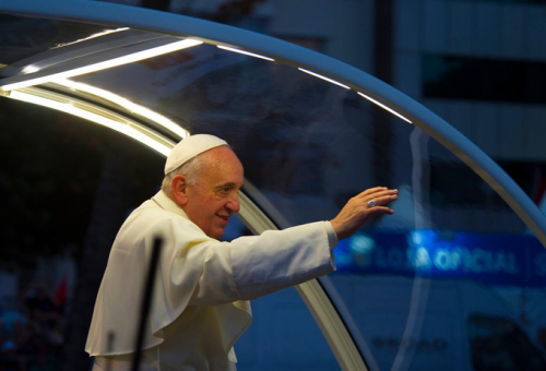 Ferenc pápa szerint néha el lehet válni