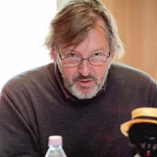 """Gálffi László, az Aranytó rendezője: """"Ez a darab jutalomjáték"""""""
