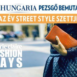 A Hungaria pezsgő bemutatja: Az év street style szettje