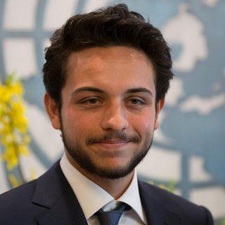 Huszonegy éves lett a jordán herceg!