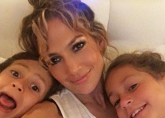 Jennifer Lopez gyerekei a legcukibbak