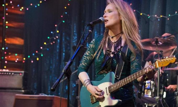 Meryl Streep szenzációsan énekel