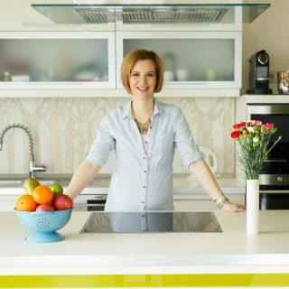 """Szabó Jucus: """"Ne csak az evést élvezzük, hanem a főzést is!"""""""