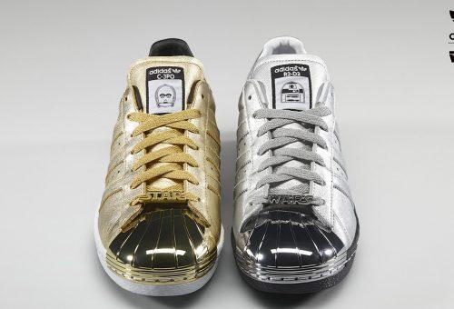 Menő Star Wars-ihlette cipők az Adidastól