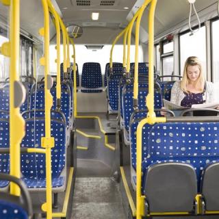 Kolozsváron ingyen buszozhatott, aki könyvet olvasott