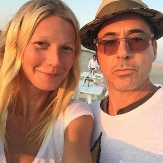 Gwyneth Paltrow Instagramon vallott szerelmet