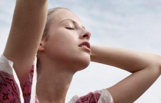 Így lélegezz hatékonyan a kánikulában!