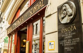 Négy premier a Spinoza Zsidó Fesztiválon