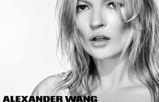 Kate Mosstól Kim Kardashianig mindenki Alexander Wang kampányában pózol