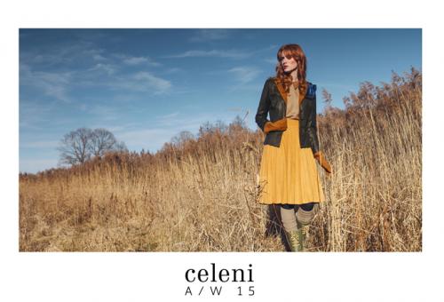 Celeni 2015. őszi-téli kollekciója