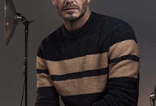 David Beckham a H&M kampányában komédiázik