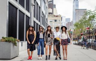 New York Fashion Week – a legjobb street style szettek