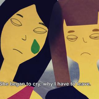 Megható animációs kisfilm: a menekült-kérdés gyerekszemmel