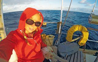 Hajóstoppal a világ körül