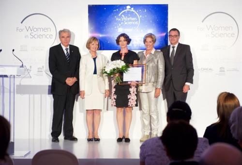 Szegedi édesanya lett az idei L'Oréal és az UNESCO közös programjának ösztöndíjasa