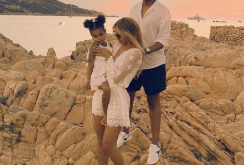 A kis Blue Ivy egyre jobban hasonlít apukájára, Jay Z-re