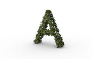 Zöldfont: megérkezett a környezetbarát betűtípus