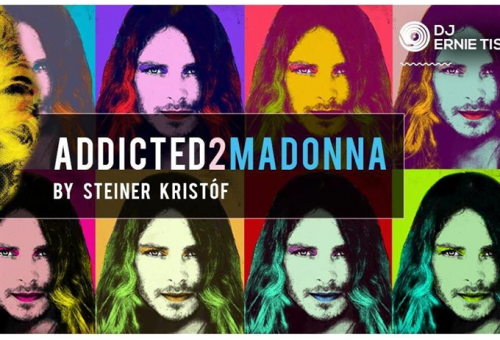 Madonna kifulladásig – Parti három évtized slágereivel