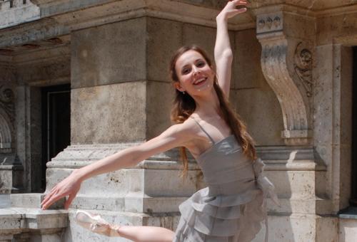 Somorjai Enikő Miamiban képviselte a magyar balettet