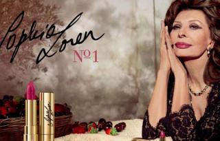 Sophia Loren ihlette a Dolce&Gabbana legújabb rúzsát