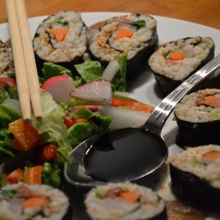 Sushi – könnyen elkészíthető és tápláló finomság