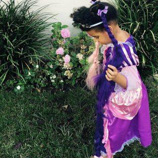 Beyonce kislánya a kosztümök hercegnője