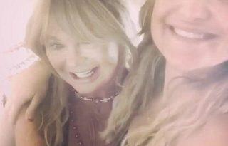 Ennyire menő Goldie Hawn 70. szülinapi bulija