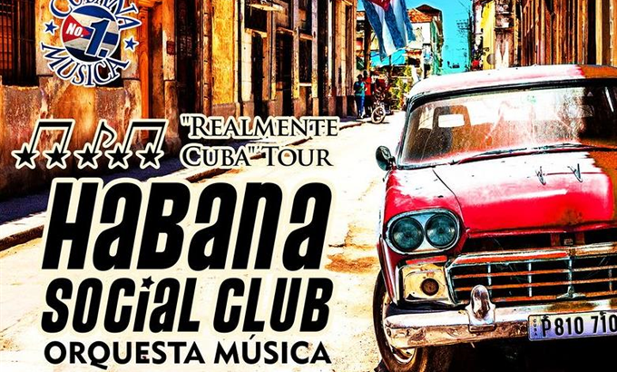 Kubai hangulat országszerte