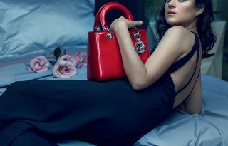 Marion Cotillard a Dior kampányában