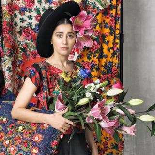 Romani a Marie Claire Fashion Daysen