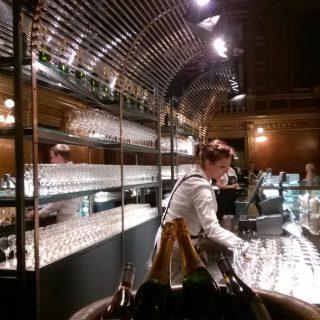 Büfé helyett bár nyílt az Operaházban