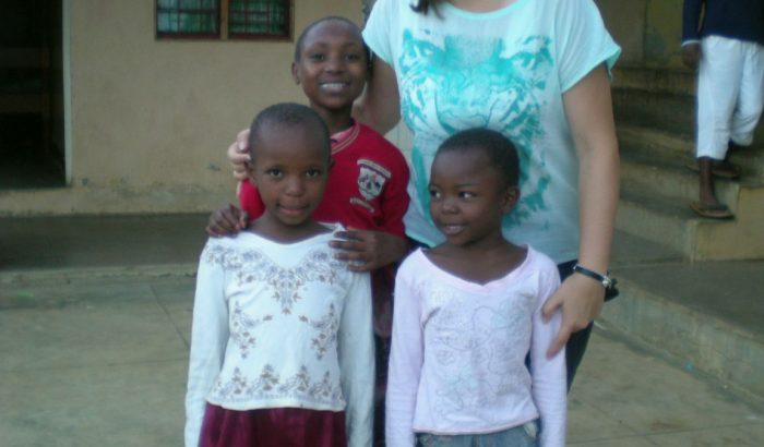 Afrikában is segítenek magyar önkéntesek