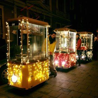 Ünnepi kivilágítás, autentikus kínálat – Budapest Bakering