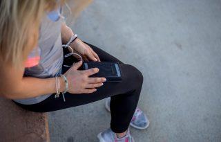 A telefontartós leggings új szintre emeli a futás élményét
