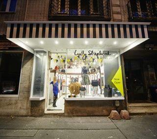 Megnyílt a Lucky Shepherd Designer Store Budán