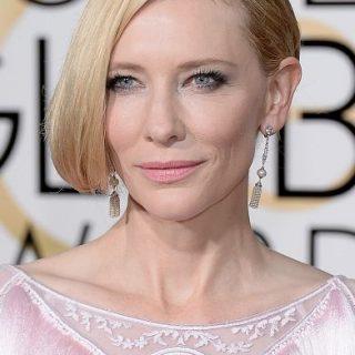 Cate Blanchett visszafogottan szexi sminkje