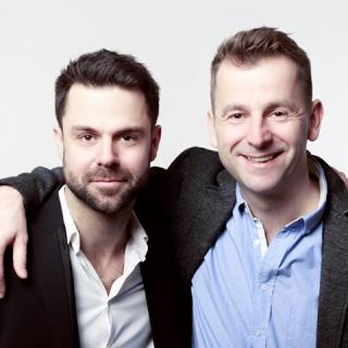 """Grecsó Krisztián és Zoltán: """"Sokat küzdünk a gyökereinkkel, azzal, hogy elfogadjuk őket"""""""