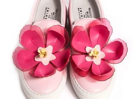 Kivirágzott cipővel várjuk a tavaszt