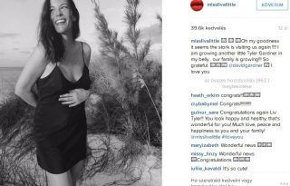 Liv Tyler harmadik gyermekét várja!