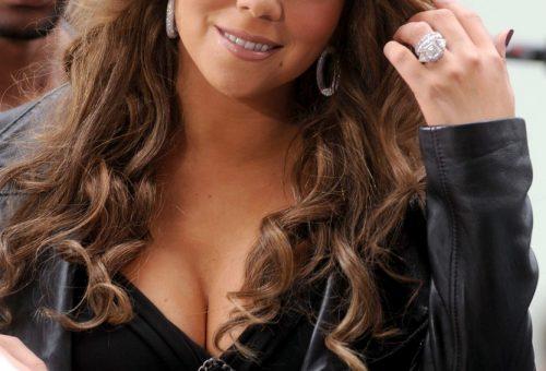 Kétmilliárd forintos eljegyzési gyűrűvel kérték meg Mariah Carey kezét!