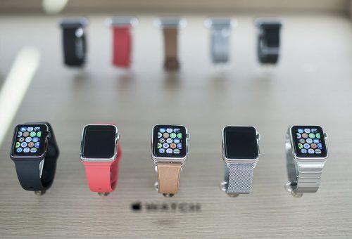 Mától itthon is kapható az Apple Watch